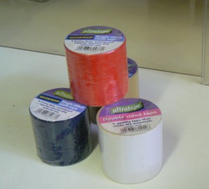 Ultra tape